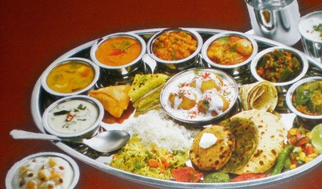 Maharashtrian Thal