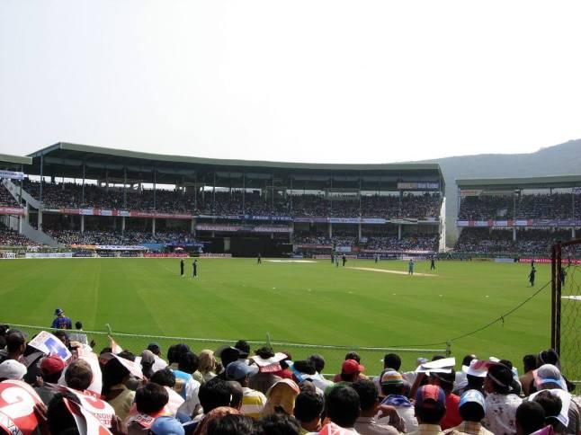 ACA VDCA Cricket Stadium Visakhapatnam